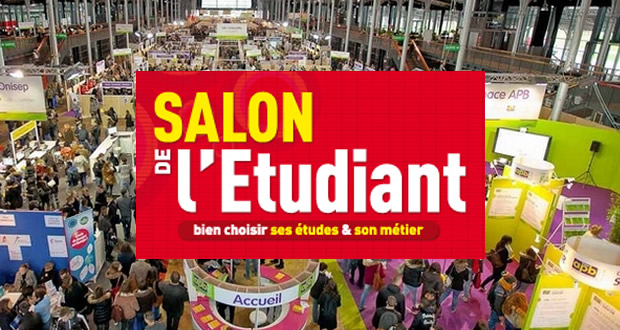 Salon de l 39 tudiant on vous dit o quoi et quand for Salon de l etudiant nice