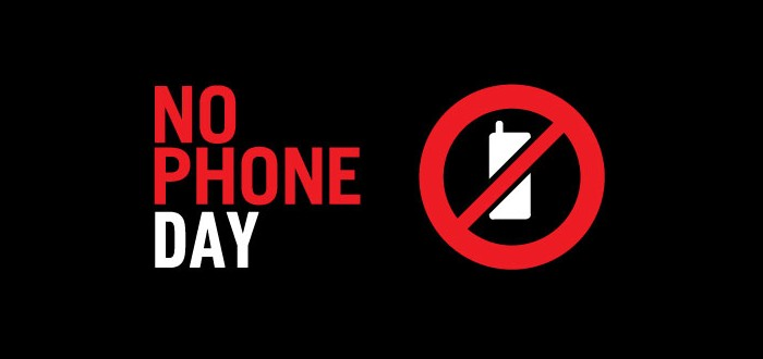 Journee sans telephone