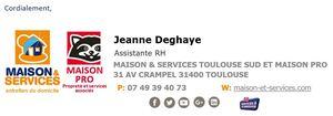 Signature jeanne