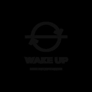 Wake up   black
